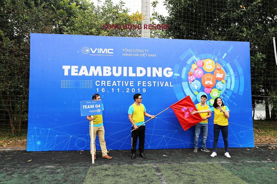 Teambuilding và gala của Tổng công ty Hàng Hải Việt Nam