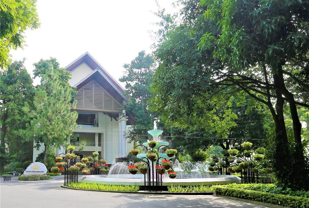 Sông Hồng Resort - Lựa chọn hoàn hảo để tổ chức tiệc cuối năm
