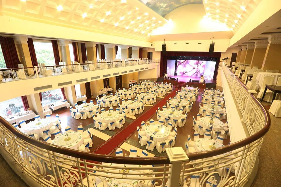 Trung tẩm tổ chức sự kiện và hội thảo